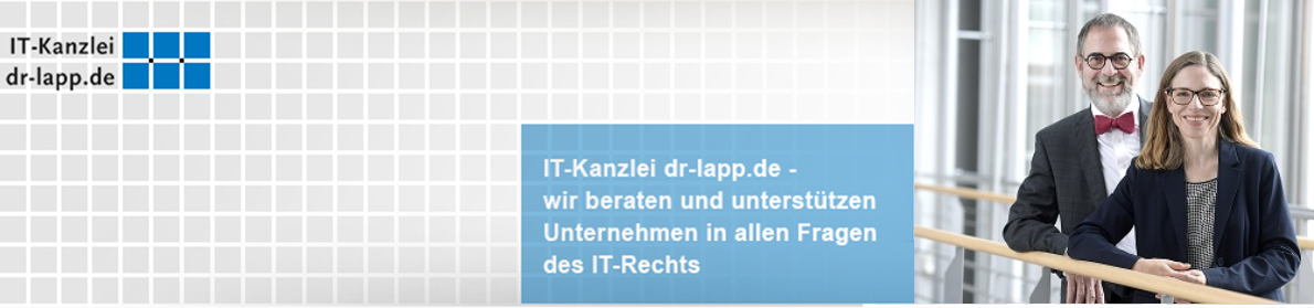 IT-Kanzlei dr-lapp.de GbR – Frankfurt am Main